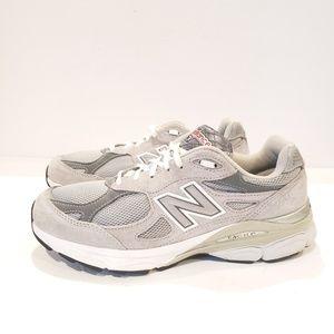 New Balance Shoes | 990v3 Womens Graycastlerock 95 | Poshmark